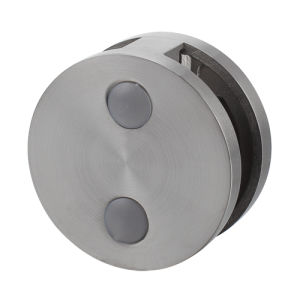 Stainless Steel Round Glass Hardware pictures & photos