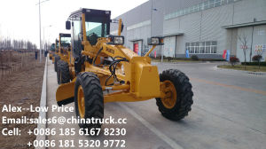 Shantui Motor Grader for Sale pictures & photos