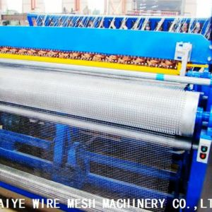Stainless Steel Welded Wire Mesh Machine (Automatic volume mesh) pictures & photos