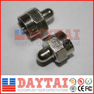 CATV Crimp Connector CATV Compression Connector CATV Connector pictures & photos
