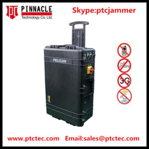 High Power Portable Rcied Mobile Phone Jammer, Pelican Jammer Portable Jammer, Vechile Jammer Bomb Jammer pictures & photos
