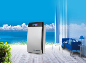 Hot Sale HEPA UV Air Purifiers with LCD Touch Screen and Remote Control pictures & photos