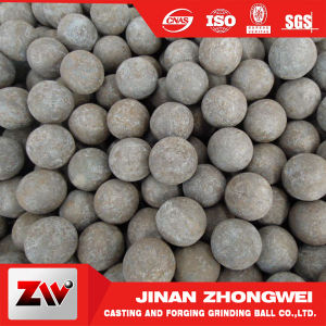 Chile Copper Mining Use B3 Forged Steel Ball pictures & photos