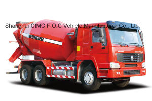 Supply Sinotruk HOWO 6X4 Mixer with Lowest Price
