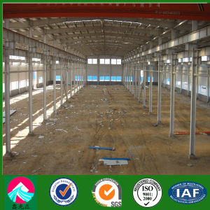 Large Span Pre-Engineered Steel Workshop Building Construction (XGZ-SSB028) pictures & photos