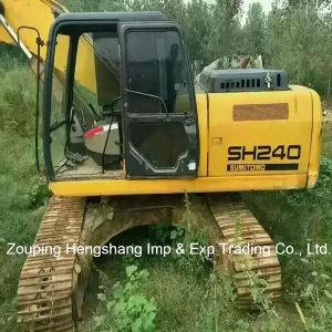 Used Crawler Sumitomo Excavator for Sale (SH240)