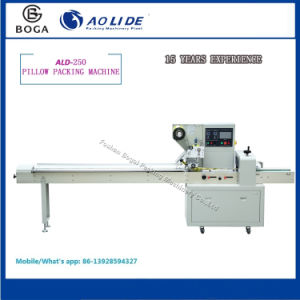 Automatic Horizontal Hotel Use Disposable Plastic Toothbrush Packing Machine pictures & photos