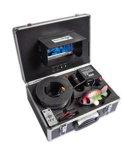 Underwater Camera with 7′′ Digital LCD Screen 300m Cable 7J pictures & photos