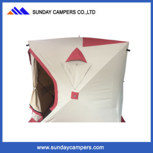 Winter Carp Ice Fishing Bivvy Tent Shelter pictures & photos