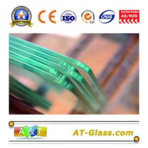 3-19mm Clear Tempered Glass/Toughened Glass Used for Building, Furniture, etc pictures & photos