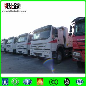 Sinotruk 25-35 Tons HOWO Heavy Duty Dump Truck pictures & photos