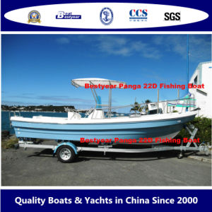 Bestyear Panga22 D Fishing Boat pictures & photos