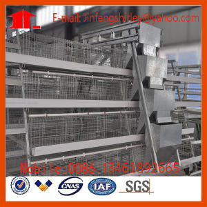 Poultry Equipment Automatic Chicken Cage pictures & photos