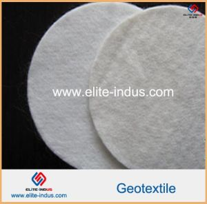 Nonwoven Needle 300G/M2 Polyester Geotextile for Waste Landfill pictures & photos