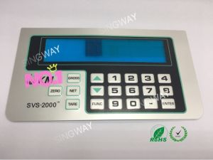 Industrial Membrane Switch/Electronic Membrane Keyboard pictures & photos