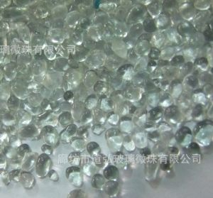 Water Clear Glass Beads No. 1 pictures & photos