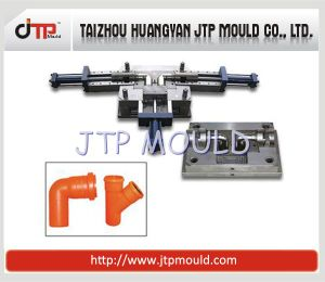 2 Cavities Plastic Injection Mould of Plastic Elbow Pipe Mould/Mold pictures & photos
