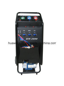Hw-2000 AC Refrigerant Recovery Machine pictures & photos