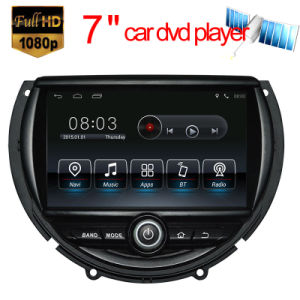 Android Car Audio for BMW Mini GPS DVD Player pictures & photos