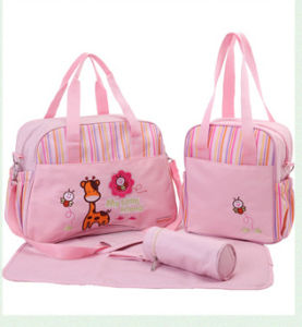 Baby Bag for Mother 4piece Per Set pictures & photos