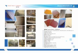 4*8 9mm Chipboard / Pb with High Quality pictures & photos