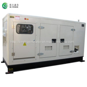 20kVA-1750kVA Soundproof Diesel Generator Set with Cummins Engine pictures & photos