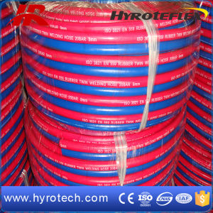 Rubber Welding Hose/Twin Welding Hose/LPG Gas Hose pictures & photos