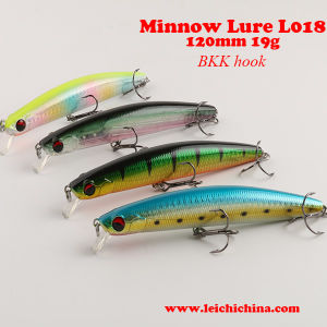 Top Quality Fishing Lure Hard Minnow Lure pictures & photos