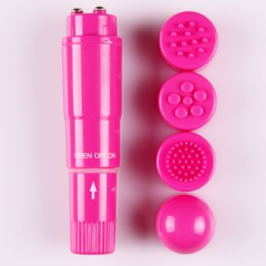 Female Love Adult Toy G-Spot Stimulator Thrusting Vibe Wand pictures & photos
