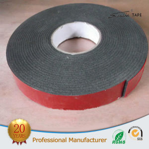 Double Sided PE Foam Tape for Door Sealing Strip pictures & photos