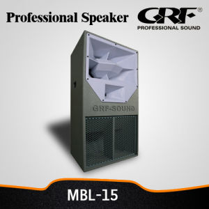 Professional Three Way Longthrow Horn Speaker System