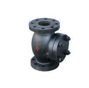 ANSI 150lb Cast Iron Swing Check Valve