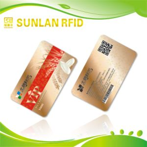 Customized Design RFID Contactless Membership Card pictures & photos