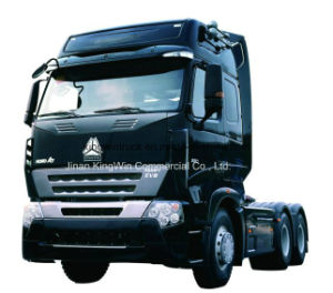 Sinotruk HOWO A7 Long Cabin Tractor Truck pictures & photos