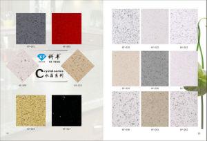 Popular Color Quartz Stone for Middle East pictures & photos