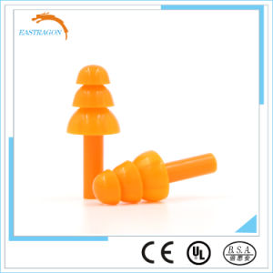 Custom Logo Earplugs for Swimming Wholesale pictures & photos