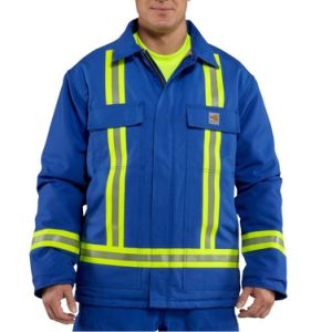 Factory OEM/ODM Fireproof Work Clothes