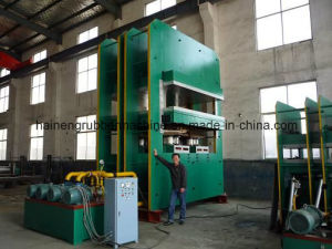 Xlb-G 1800*10000 Series Nylon Conveyor Belt Vulcanizing Production Line in Good Price pictures & photos