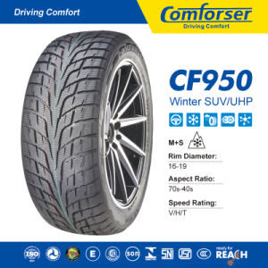 UHP PCR Winter Tire SUV Tire with ECE pictures & photos
