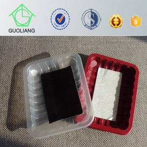 Plastic Products Manufacturer Fresh Meat Packaging Sealable PP EVOH Tray Thermoforming pictures & photos