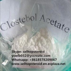 Clostebol Acetate Steranabol Macrobin Turinabol Steroid Hormone Powder