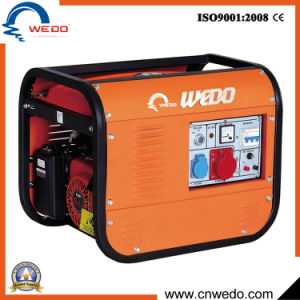 3phase 2kVA/2kw/2.5kw/2.8kw 4-Stroke Portable Gasoline/Petrol Generators with Ce pictures & photos