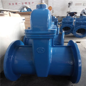 Resilient Seated Gate Valves Pn16 pictures & photos