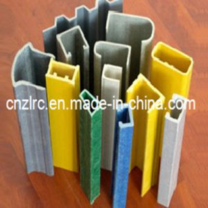 FRP Tube/FRP Square Tube FRP Pultrusion Profile pictures & photos