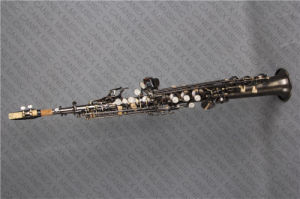 Archaize Bronze Appearance/Soprano Saxophone (SASS202) pictures & photos