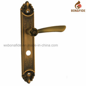 Good Quality Zinc Plate Zinc Handle pictures & photos