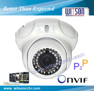 Witson IP Surveillance System, 1080P 2.0 Mega Pixel Vandalproof HD IP Network Camera (W3-CNV3652) pictures & photos