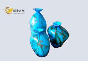 Large Handbown Glass Vases Home Decoration