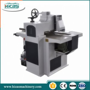 China Woodworking Machinery Stainless Steel Straight Line Single Blade Rip Saw pictures & photos