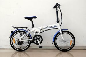 Foldable Electric Bike 2013 New pictures & photos